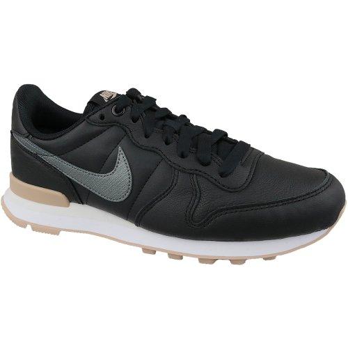 Nike Wmns Internationalist Premium 828404-019 Womens Black sneakers