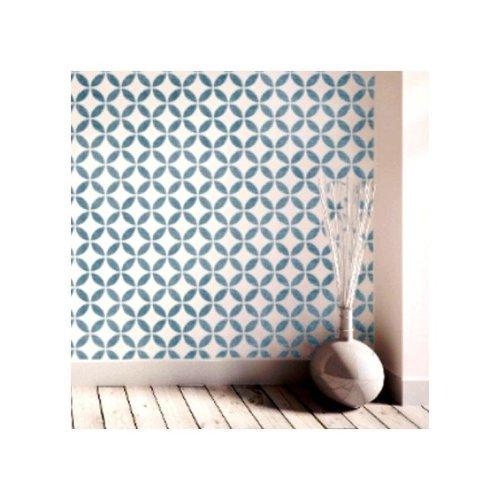 TSUNAGI Furniture Wall Floor Stencil for Paint