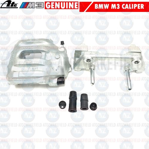FOR BMW M3 E36 Z3 M 3.2 FRONT LEFT GENUINE BRAKE CALIPER CARRIER SLIDER LH