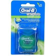 Oral B Satin Floss - Mint - 55 yd