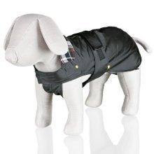 Trixie 30508 Paris Coat XL 70cm Black - 70cm -  trixie 30508 paris coat xl 70 cm black