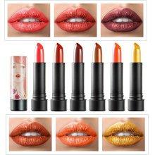 HUAMIANLI Glitter Shimmer Lipstick
