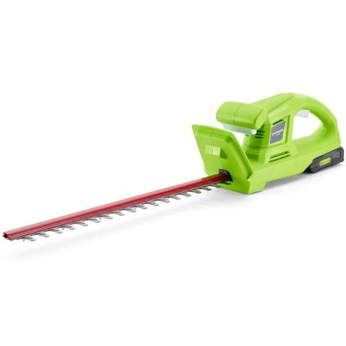 Greenworks Hedge Trimmer without 24 V Battery G24HT54 51 cm 2201207