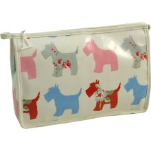 8095ccaaf1 Vagabond Scottie Dog Oil Cloth Large Holdall Washbag Toiletries. -. £21.06.  Free. SwiftDeals- · Nuobk Travel Hanging Toiletry Bag ...