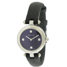 Gucci Diamantissima Leather Ladies Watch YA141506