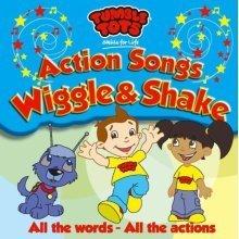 Tots Tumble - Tumble Tots - Action Songs - Vol 1 [Image may vary] [CD]