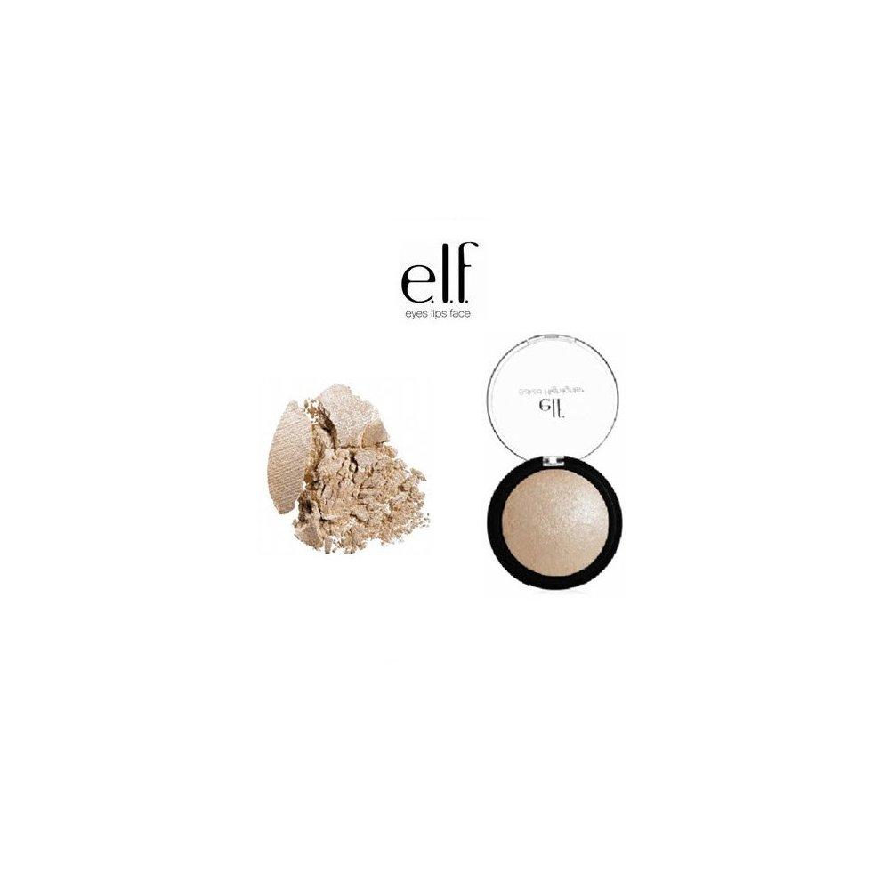 2 Pack Elf Cosmetics Studio Baked Highlighter 83704 Moonlight Pearls