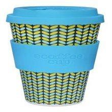 Ecoffee Cup Organic Bamboo Fibre Reusable Coffee Cup Norweaven 400ml (order 36 for Trade Outer)