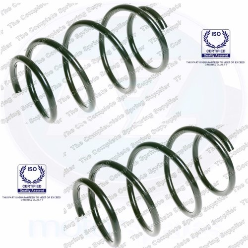For BMW M3 3.2 E46 Front suspension coil springs OEM quality pair left and right