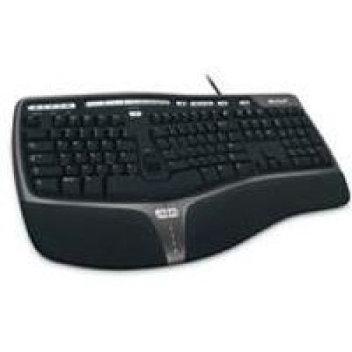 Microsoft Natural Ergonomic Keyboard 4000 UK USB QWERTY