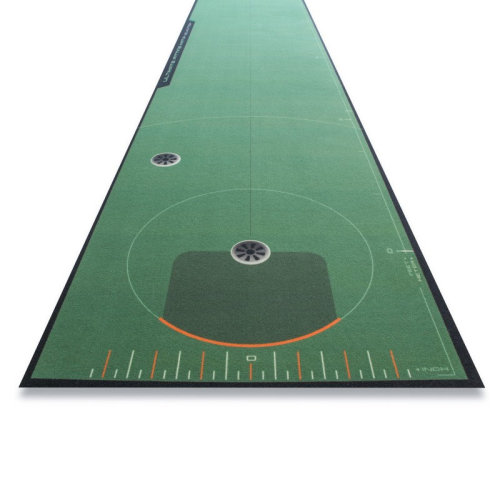 Welling Golf Putting Mat The Ultimate Fitting Mat 5 Meter Long