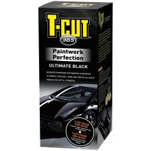 T-Cut 365 Paintwork Perfection Kit | Ultimate Black