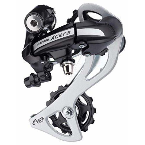 Shimano Acera RD M360 SGS Mountain Bike Bicycle Rear Derailleur 7 8 Speed Black