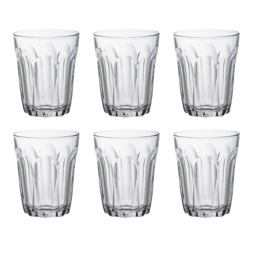 Duralex Set of 6 Provence Tumblers, 22cl
