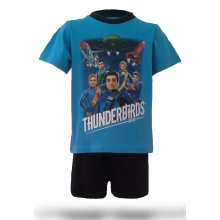 Thunderbirds Short Pyjamas