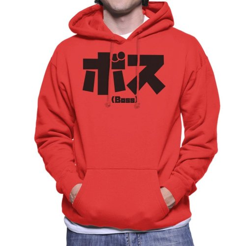 Boss Kanji Men's Hooded Sweatshirt