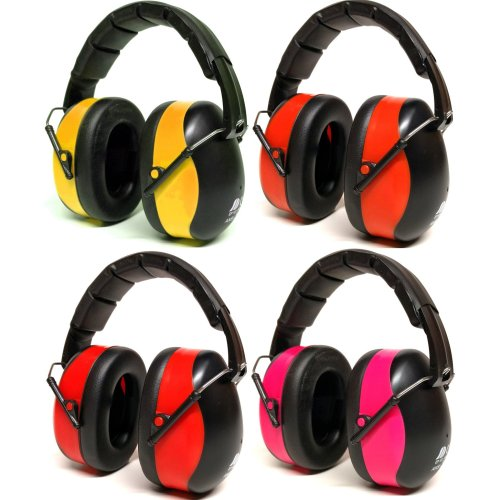 Eseno Dual Colour Ear Defenders