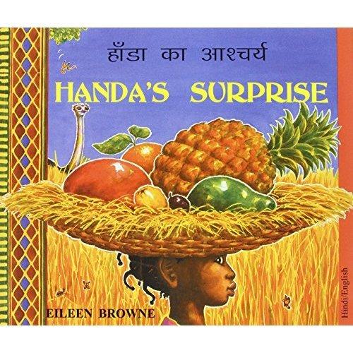 Handa's Surprise in Hindi and English
