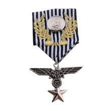 2 PCS Unisex Decoration Accessories Navy Brooch Korea Style Badge