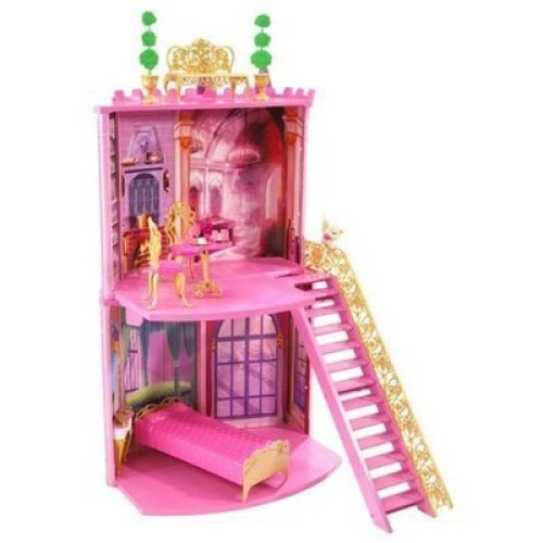 Barbie and the 3 Musketeers Castle