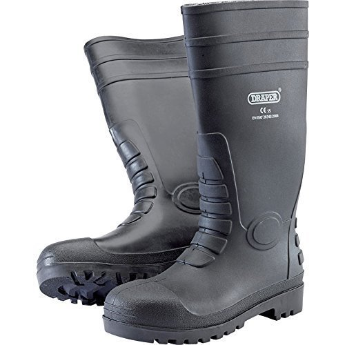 Safety Wellington Boot Size 9