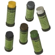 Camcon Camo Face Paint Stick Military Grade Non Toxic Paint Bushcraft Paintball