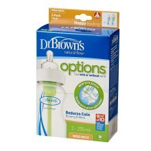 Options Bottle 270ml Twin Pack
