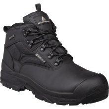 Delta Plus SAMY Waterproof Safety Work Boots Black (Sizes 7-12)