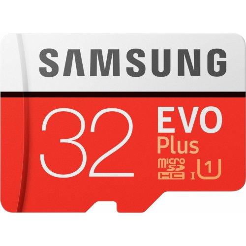 Samsung Evo Plus 32GB micro SDHC Class 10 memory card