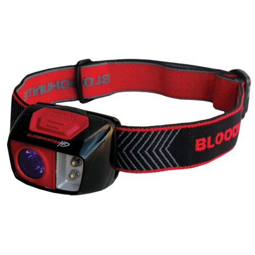 Primos Bloodhunter Hd Head Torch - Blood Tracking Hunting Led Head Lamp