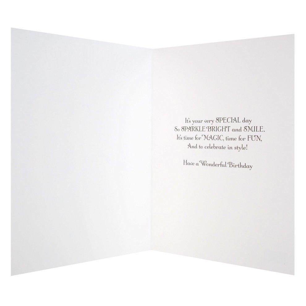 Hallmark Disney Frozen Birthday Card Time For Magic