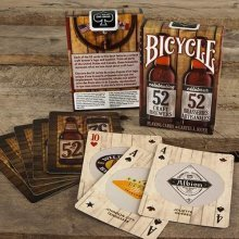 Bicycle Craft Beer II Playing Cards