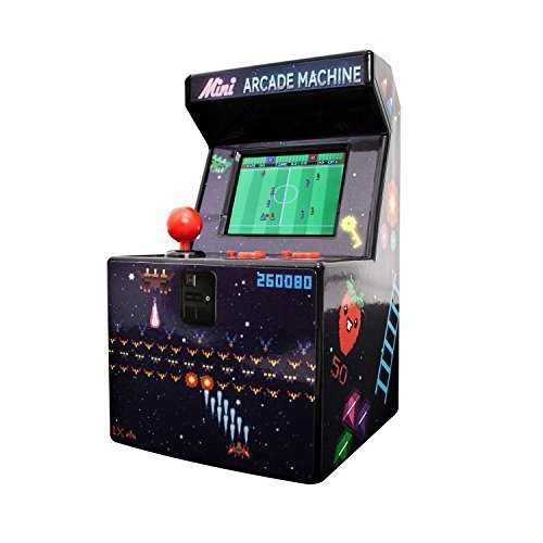 Thumbs Up 240in1arc Mini Arcade Machine Game - 240 Games Retro 16 Bit Desktop -  mini arcade machine 240 games retro 16 bit desktop new