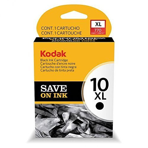 Kodak Genuine 10BXL Ink Cartridge - Black (770 Pages)