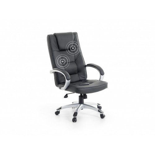 Massage Chair  -  massage function - artificial leather - DIAMOND II