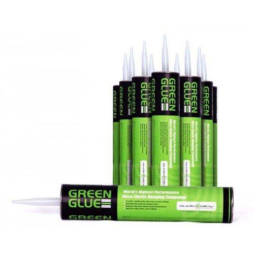 Green Glue Noiseproofing Compound, Single Tube