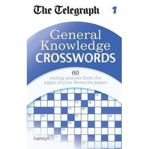 The Telegraph: General Knowledge Crosswords 1