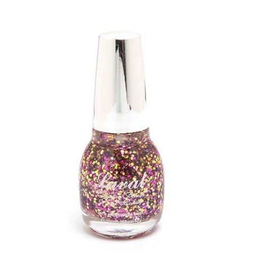 Laval Crystal Finish Nail Polish Glitter Ball