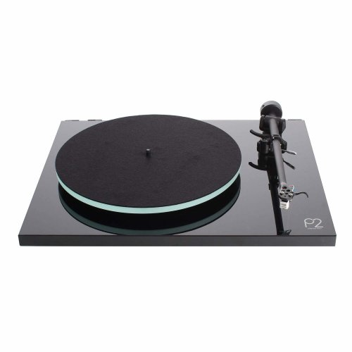 Rega Planar 2 Turntable Gloss Black