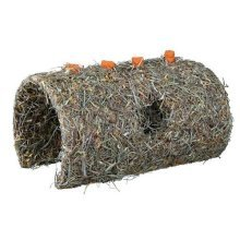 Natural Snack Cave Made Of Cereals, With Carrot For Small Rodents & Rabbits (21 -  trixie natural snack cave 800 g rodents new hamster rat guinea pig