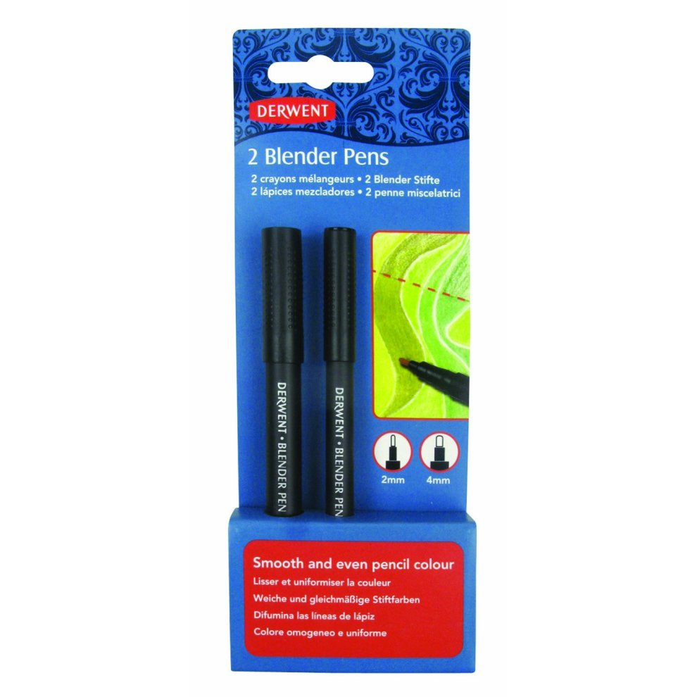 4mm Core 48 Count Wooden Box Derwent Pastel Pencils 0700644