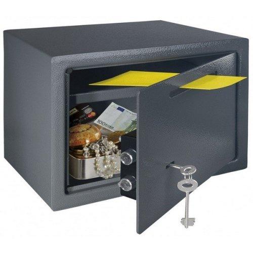 Key Saturn Safe LE-Slot Rottner Lock Security Office Home