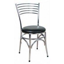 Donny Chair - Chrome Padded