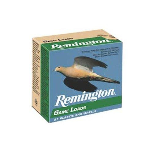 Remington GL128 Game Load 12Ga 2.75 In. No. 8 3.25 Dram 1 Oz Shotshell 25 250