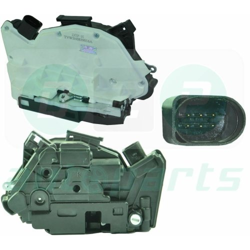 For Seat Ibiza (2009-2011) Right Hand Front Side Door Lock Mechanism 5ND837016C