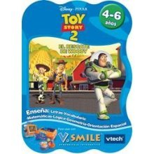 Toy Story 2 Spanish V Smile Game Software Juego El Rescate de Woody
