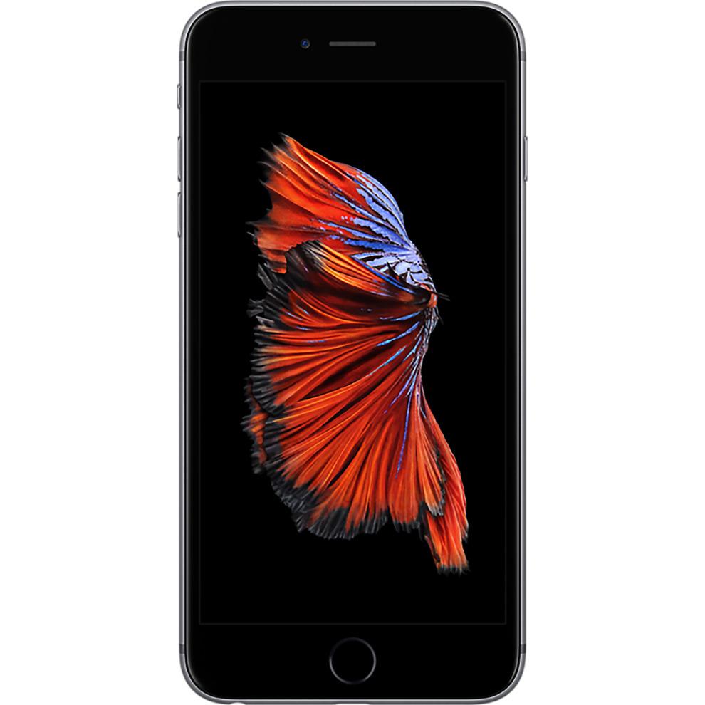O2, 64GB Apple iPhone 6s Plus - Space Grey