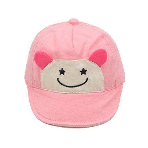 Hat Sunscreen Breathable Baby Cuff Cotton Baseball Cap Visor Cap Baby