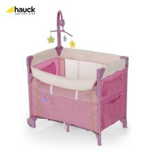 Hauck Dream N'care Center Travel Cot in Butterfly