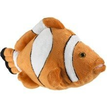 Petjes World Clownfish Soft Toy 30cm
